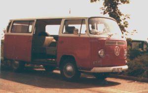 VW-Bus, T2